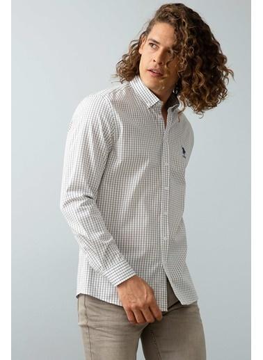 U.S. Polo Assn. Gömlek Bej